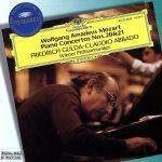 モーツァルト:ピアノ協奏曲 第20番・第21番(通常)(CDA)