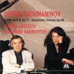 ラフマニノフ:2台のピアノのための作品集(通常)(CDA)