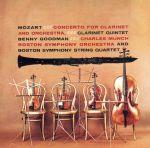 モーツァルト:クラリネット協奏曲(通常)(CDA)
