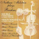 ブラームス:二重協奏曲、ヴァイオリン・ソナタ第3番(通常)(CDA)