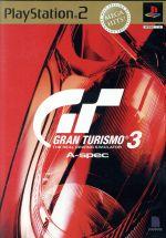 GRAN TURISMO 3 A-spec MEGA HITS!シリーズ(再販)(ゲーム)