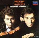 ベートーヴェン:ヴァイオリン・ソナタ第9番「クロイツェル」・第5番「春」(CDA)