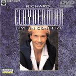 リチャード・クレイダーマン/ライヴ・イン(通常)(DVD)