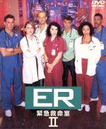 ER 緊急救命室 <セカンド>セット2[DISC4~6](通常)(DVD)