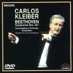 ベートーヴェン:交響曲第4番&第7番(通常)(DVD)