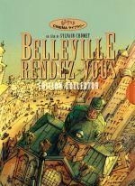ベルヴィル・ランデブー エディシオン・コレクトール(通常)(DVD)