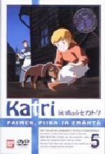 牧場の少女カトリ 5(通常)(DVD)