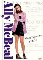 アリー my Love(Ally McBeal) ファースト・シーズン DVD-BOX vol.1(三方背BOX付)(通常)(DVD)