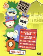 サウスパーク[DVD]VOL.4(通常)(DVD)