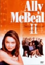 アリー my Love(Ally McBeal)Ⅱ DVD-BOX vol.1(三方背BOX付)(通常)(DVD)