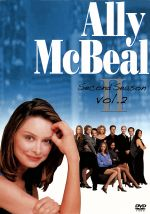 アリー my Love(Ally McBeal)Ⅱ DVD-BOX vol.2(三方背BOX付)(通常)(DVD)