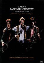 フェアウェル・コンサート~1968ロイヤル・アルバート・ホール(通常)(DVD)