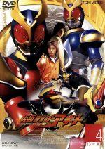 仮面ライダーアギト 4(通常)(DVD)