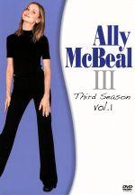 アリー my Love(Ally McBeal)Ⅲ DVD-BOX vol.1(三方背BOX付)(通常)(DVD)
