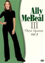 アリー my Love(Ally McBeal)Ⅲ DVD-BOX vol.2(三方背BOX付)(通常)(DVD)