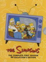 ザ・シンプソンズ シーズン1 DVDコレクターズBOX(三方背BOX付)(通常)(DVD)