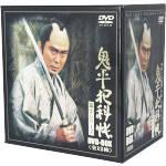 鬼平犯科帳 第2シリーズ DVD-BOX(外箱、ブックレット付)(通常)(DVD)
