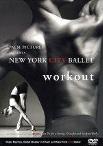 ニューヨーク・シティ・バレエ・ワークアウト(通常)(DVD)