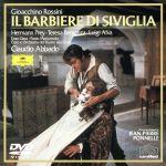 ロッシーニ:歌劇〈セビリャの理髪師〉全曲(通常)(DVD)