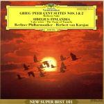 グリーグ:ペール・ギュント第1組曲&第2組曲(通常)(CDA)