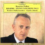 ブラームス:ピアノ協奏曲第2番(通常)(CDA)