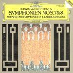 ベートーヴェン:交響曲第7&8番(通常)(CDA)