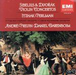 シベリウス/ドヴォルザーク:ヴァイオリン協奏曲(通常)(CDA)