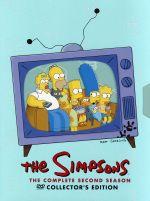 ザ・シンプソンズ シーズン2 DVDコレクターズBOX(外箱、特製ブックレット付)(通常)(DVD)