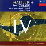 マーラー:交響曲第4番/ベルク:7つの初期の歌(通常)(CDA)