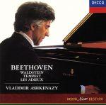ベートーヴェン:ピアノ・ソナタ第17番《テンペスト》・第21番《ワルトシュタイン》・第26番《告別》(通常)(CDA)