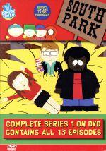 サウスパーク シリーズ1 DVD-BOX(BOX付)(通常)(DVD)