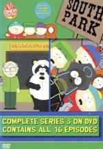 サウスパーク シリーズ3 DVD-BOX(通常)(DVD)