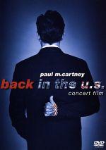 バック・イン・ザ・U.S.-ライヴ2002(通常)(DVD)