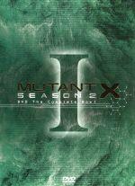 ミュータントX シーズン2 DVD The COMPLETE BOX I(通常)(DVD)