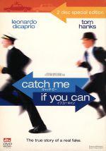 キャッチ・ミー・イフ・ユー・キャン(初回生産限定2枚組+アウターケース付き)((アウターケース付))(通常)(DVD)