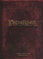 ロード・オブ・ザ・リング 第二部 二つの塔 スペシャル・エクステンデッド・エディション((ブックケース付))(通常)(DVD)