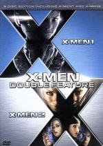 X-MEN1&2ダブルパック(通常)(DVD)