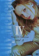 アリー my Love(Ally McBeal)Ⅳ DVD-BOX vol.2(三方背BOX付)(通常)(DVD)