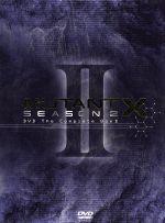 ミュータントXシーズン2 DVD The Complete BoxⅡ(外箱、サウンドトラックCD付)(通常)(DVD)