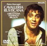 マスカーニ:歌劇〈カヴァレリア・ルスティカーナ〉全曲(通常)(DVD)