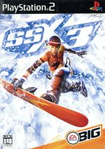 SSX3(エスエスエックス スリー)(ゲーム)