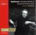 ベートーヴェン:交響曲第6番「田園」(通常)(CDA)