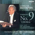 ベートーヴェン:交響曲第9番《合唱》(通常)(CDA)