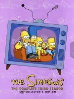 ザ・シンプソンズ シーズン3 DVDコレクターズBOX(外箱、特製ブックレット付)(通常)(DVD)