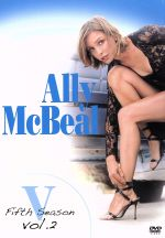アリー my Love(Ally McBeal)Ⅴ DVD-BOX vol.2(通常)(DVD)