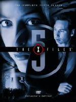 X-ファイル シーズン5 DVDコレクターズ・ボックス(初回生産限定)(スリーブケース、ブックレット付)(通常)(DVD)