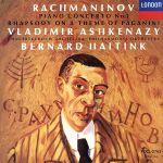 ラフマニノフ:ピアノ協奏曲 第1番 他(通常)(CDA)