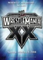 WWE レッスルマニア20(通常)(DVD)