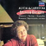入江のざわめき/ラローチャ・スペイン音楽リサイタル(通常)(CDA)