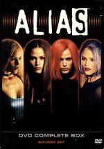 エイリアス~2重スパイの女 シーズン1 DVD COMPLETE BOX(通常)(DVD)